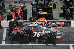 Pit stop for Joey Coulter