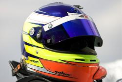 Helmet of Tom Milner