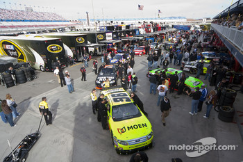 Tech inspection line