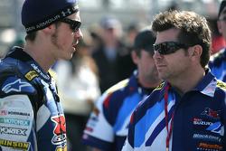 Brett McCormick and Pascal Picotte