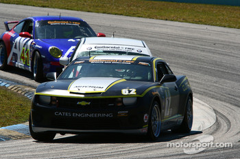 #62 Mitchum Motorsports Camaro GS.R: Joey Atterbury, Devin Cates
