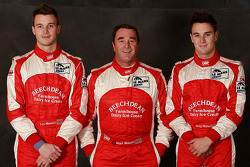 Leo Mansell, Nigel Mansell and Greg Mansell