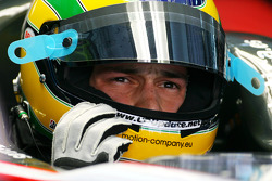 Bruno Senna, HRT F1 Team