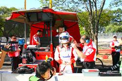 Hideki Mutoh, Newman/Haas/Lanigan Racing