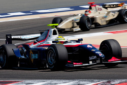 Luiz Razia leads Max Chilton