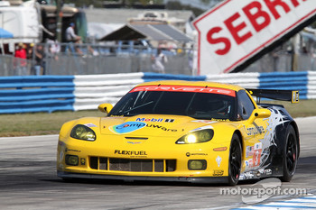 #3 Corvette Racing Chevrolet Corvette ZR1: Jan Magnussen, Johnny O'Connell, Antonio Garcia