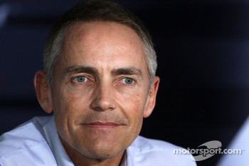 Martin Whitmarsh, McLaren, Chief Executive Officer