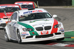#21 Top Run BMW M3 Coupè (e92): Roberto Russo