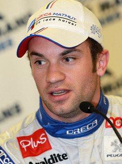 Post-qualifying press conference: LMP1 and overall pole winner Nicolas Lapierre
