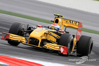 Vitaly Petrov, Renault