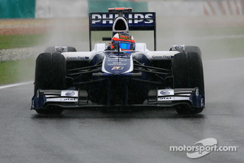 Rubens Barrichello, Williams-Cosworth