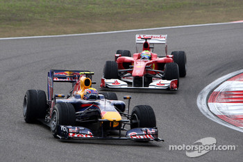 Mark Webber, Red Bull Racing, Felipe Massa, Scuderia Ferrari
