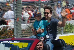 Grand Marshal Mark Wahlberg