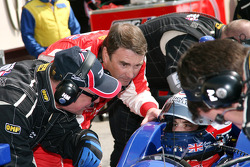 Nigel Mansell and Greg Mansell