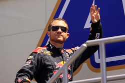 Drivers intro: Brian Vickers, Red Bull Racing Team Toyota
