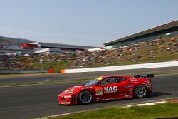 #27 NacEiseicom Lmp Ferrari: Yutaka Yamagishi, Hiroshi Koizumi