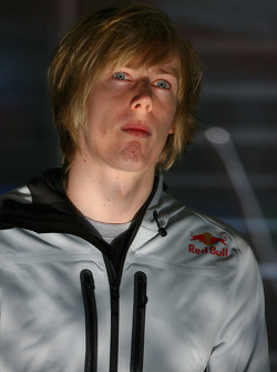 Brendon Hartley, Red Bull reserve driver