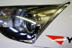 Gazoo Racing Toyota Lexus LF-A detail