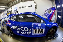 #116 Volkswagen Motorsport Volkswagen Scirocco