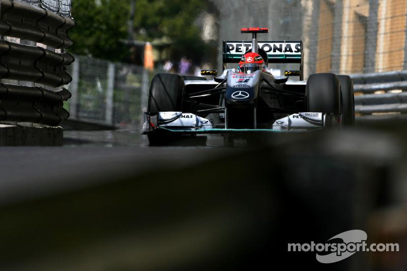 Keine Punkte nach Strafe in Monaco