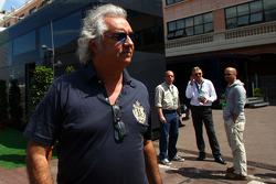 F1: Flavio Briatore