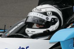 Thomas Scheckter, Dreyer & Reinbold Racing