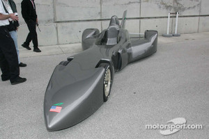 Delta Wing Concept Car