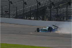Trouble for Tony Kanaan, Andretti Autosport