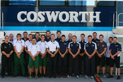 The Cosworth Engineering Team