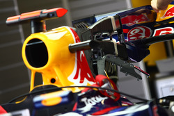 The Red Bull F-Duct system
