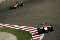 Esteban Gutierrez leads James Jakes