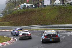 #228 Automobilclub von Deutschland BMW Z4: Matthias Unger, Daniel Zils, Guido Wirtz, Tim Scheerbarth