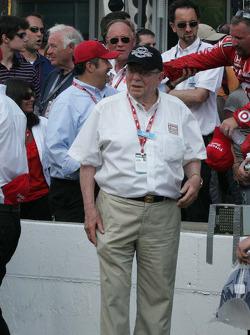 Floyd Ganassi, Target Chip Ganassi Racing