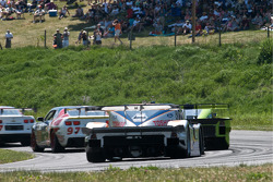 #10 SunTrust Racing Ford Dallara: Max Angelelli, Ricky Taylor follows through the Esses