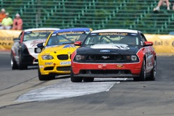 #16 Multimatic Motorsports Ford Mustang Boss 302 R: Gunnar Jeannette, Frank Montecalvo