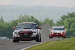 #01 APR Motorsport Audi S4: Ian Baas, Jordan Taylor
