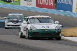 #44 Magnus Racing Porsche Cayman: John Potter