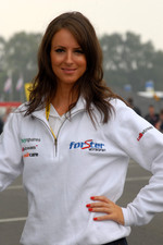 Forster Motorsport Grid Girl