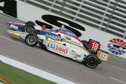 Alex Lloyd, Dale Coyne Racing & Milka Duno, Dale Coyne Racing