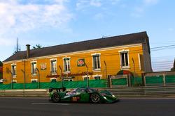 #11 Drayson Racing Lola Judd Coupe: Paul Drayson, Jonny Cocker, Emanuele Pirro