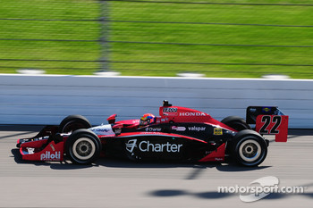 Justin Wilson, Dreyer and Reinbold Racing