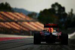 Daniel Ricciardo, Red Bull Racing RB12 am Ausgang der Boxengasse