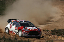 Кріс Мік, Пол Нейгл, Citroën DS3 WRC, Citroën World Rally Team