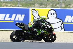 Pol Espargaro, Monster Yamaha Tech 3 runs wide