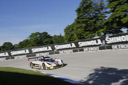#5 Action Express Racing Corvette DP: Джоа Барбоса, Крістіан Фіттіпальді