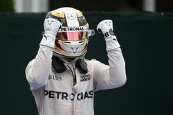 1st place for Lewis Hamilton, Mercedes AMG F1 W07