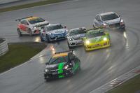 VLN Photos - Lena Strycek, Robin Strycek, Volker Strycek, Opel Astra OPC Cup