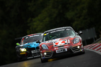 VLN Photos - Claudius Karch, Ivan Jacoma, Porsche Cayman S