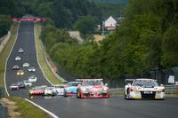VLN Photos - Andreas Ziegler, Klaus Koch, Rene Steurer, Audi R8 LMS