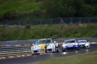 VLN Photos - Alexander Toril Boquoi, Tim Scheerbarth, Porsche 991 GT3 Cup BF